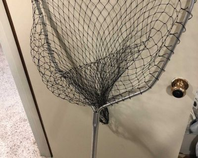 Fish net for your boat