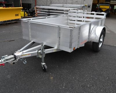 2022 Primo 60x10 Single Axle Utility 16 High Solid Side Trailer - Utility Harrisburg, PA