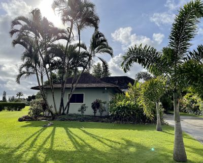 Making Memories that will last a lifetime in Kauai - Princeville