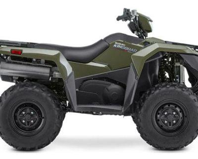 2021 Suzuki KingQuad 500AXi Power Steering ATV Utility Van Nuys, CA