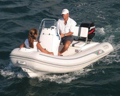 2022 AB Inflatables Oceanus 11 VST