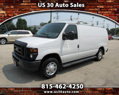 2010 Ford Econoline Cargo Van E-150 Commercial