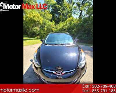 2013 Hyundai Elantra Limited 2.0L Auto (Alabama)