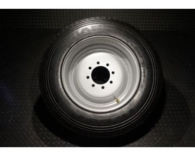 17.5 Trailer Tire And Wheel - 235 75 R17.5 - 18 Ply - Triangle