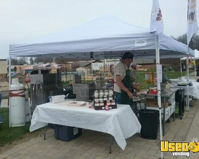 Turnkey Concession Stand Business with Trailer