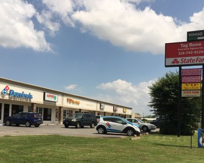 North Bossier City Airline Drive Retail Space For Lease