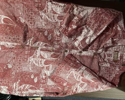 Men s Hawaiian 2XL shirt