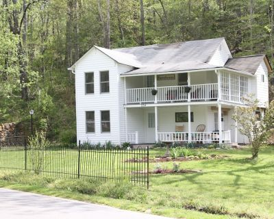 Remodeled 1907 Farmhouse - perfect for families, couples, or business travelers - Black Mountain