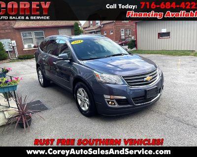 2014 Chevrolet Traverse AWD 4dr LT w/1LT