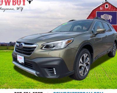 2020 Subaru Outback 2.5i Limited