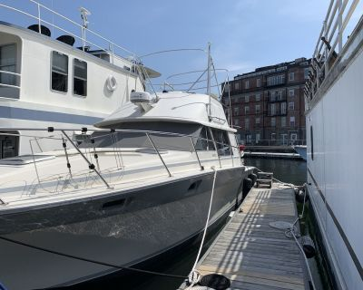 Houseboat Slip Away: Cozy stay in the heart of the North End! - North End