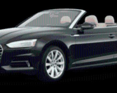 2018 Audi A5 Premium Plus Cabriolet S tronic