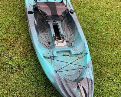 FS Perception Crank 10 pedal kayak