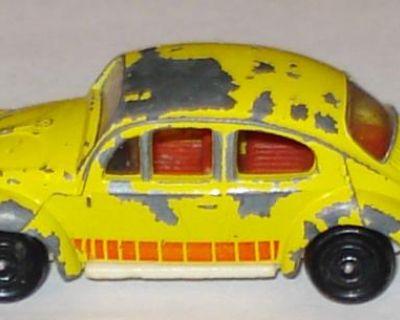 Vintage Playart Beetle Bud Sedan 1:64