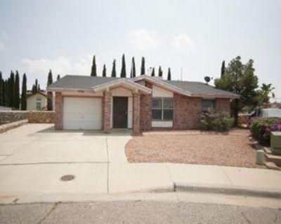 1732 Covey Way, El Paso, TX 79936 3 Bedroom Apartment