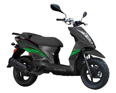 2021 Kymco Super 8 50X Scooter Bear, DE