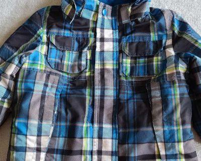 Winter snow jacket
