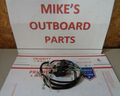 Mercury Trim Relays With Harness. @@@check This Out@@@