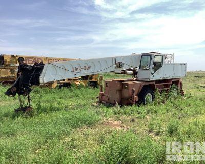 1980 (unverified) Link-Belt HSP8022 22 ton 4x4 Rough Terrain Crane