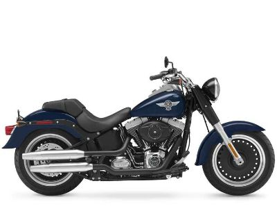 2012 Harley-Davidson Softail Fat Boy Lo Cruiser Norfolk, VA