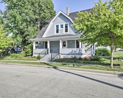 House w/ Patio - 27 Mi. to DT Indianapolis! - Fortville