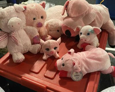 Pig collection