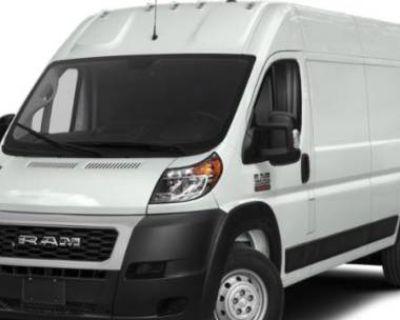 2021 Ram ProMaster Cargo Van 3500