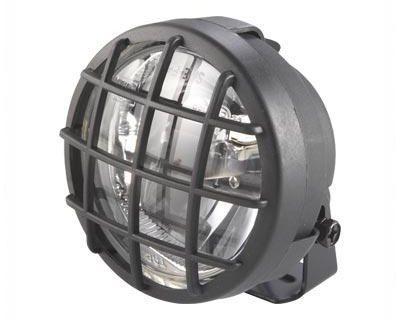 "Oem 4"" 35-watt Black Rally Light 2014 Polaris Rzr 570 800 900 S 4 Xp"