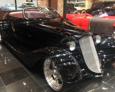 1933 Ford Roadster Custom Hot Rod