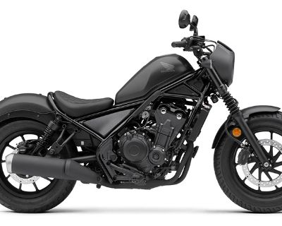 2021 Honda Rebel 500 ABS SE Cruiser Del City, OK
