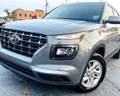 2020 Hyundai Venue SEL IVT