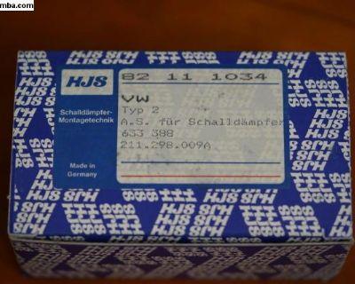 NOS Muffler Gasket Kit (211 298 009 A) German