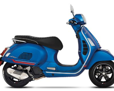 2021 Vespa GTS Supersport 300 HPE Scooter Plano, TX