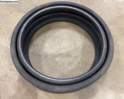 """Porsche 16"""" space saver tire"""