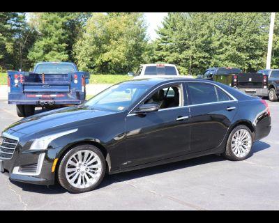 Used 2015 Cadillac CTS Sedan 4dr Sdn 3.6L Luxury AWD