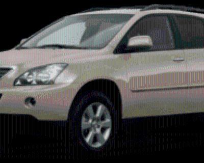 2008 Lexus RX RX 400h