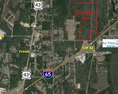 Industrial/Distribution Land For Sale