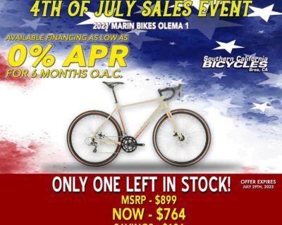 2021 Marin Bikes OLEMA 1 - MEDIUM