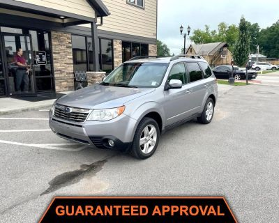 Used 2010 Subaru Forester 2.5X LIMITED
