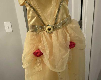 Disney princess dresses, like new