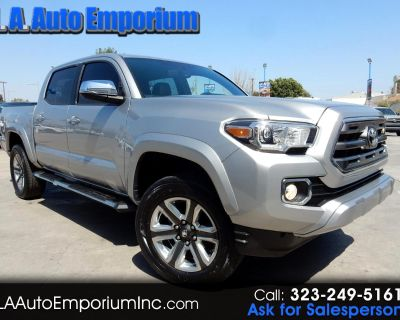 Used 2017 Toyota Tacoma Limited Double Cab 5' Bed V6 4x2 AT (Natl)
