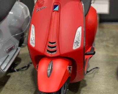 2020 Vespa Primavera 150 Sport Scooter Plano, TX
