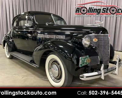 Used 1939 Chevrolet Master 85 Business Coupe