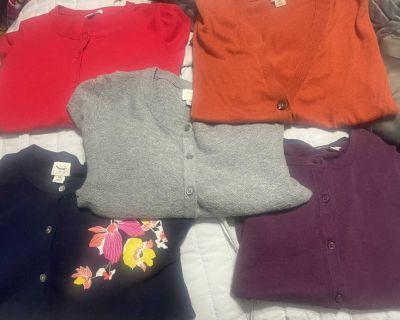 Target cardigans all XS
