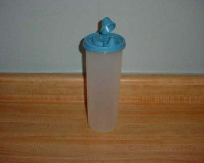 Gently Used Vintage Tupperware Modular Mate Keeper 30 Oz. Keeper With Dripless Pour Spout. Perfect For Storing Or Serving Salad...