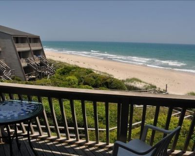 Oceanfront Townhouse, The NEW G-5 completely remodeled Spring 2019! - Pine Knoll Shores