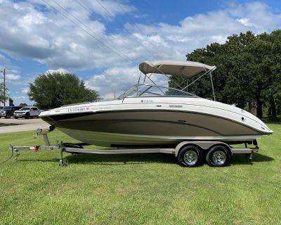 2010 24' Yamaha Boats 242 LTD