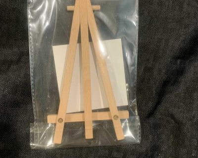 New Small Decorative easel
