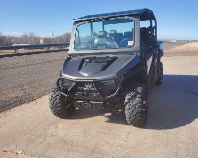 2021 Intimidator 4 x 4 GC1K CREW STAGE 2 Utility SxS Amarillo, TX