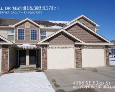 4368 Ne 83rd St, Kansas City, MO 64119 3 Bedroom Apartment